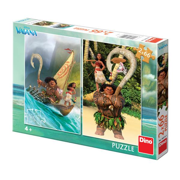 puzzle 2x66 Vaiana