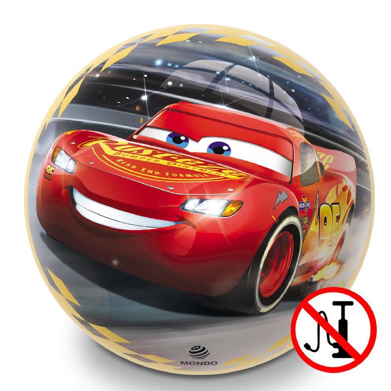 lopta CARS - Autá, 23 cm vyfúknutá