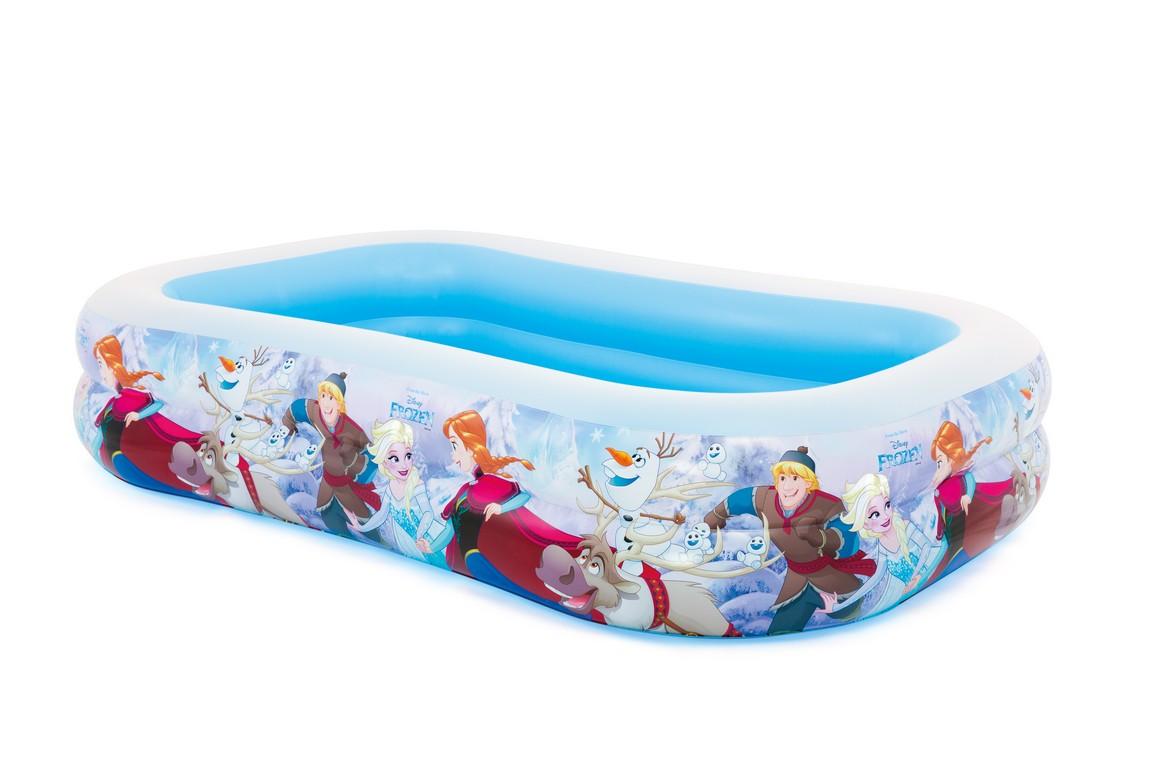 naf bazén Frozen - Ľadové kráľovstvo 262 x 175 x 56 cm