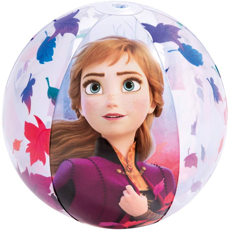 nafukovacia lopta 51 cm Frozen - Ľadové kráľovstvo