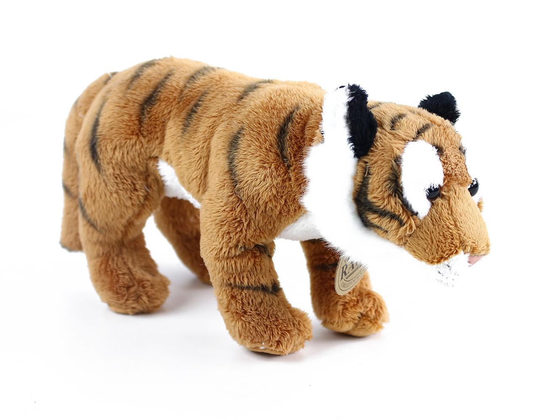 plyšový tiger stojaci, 22cm