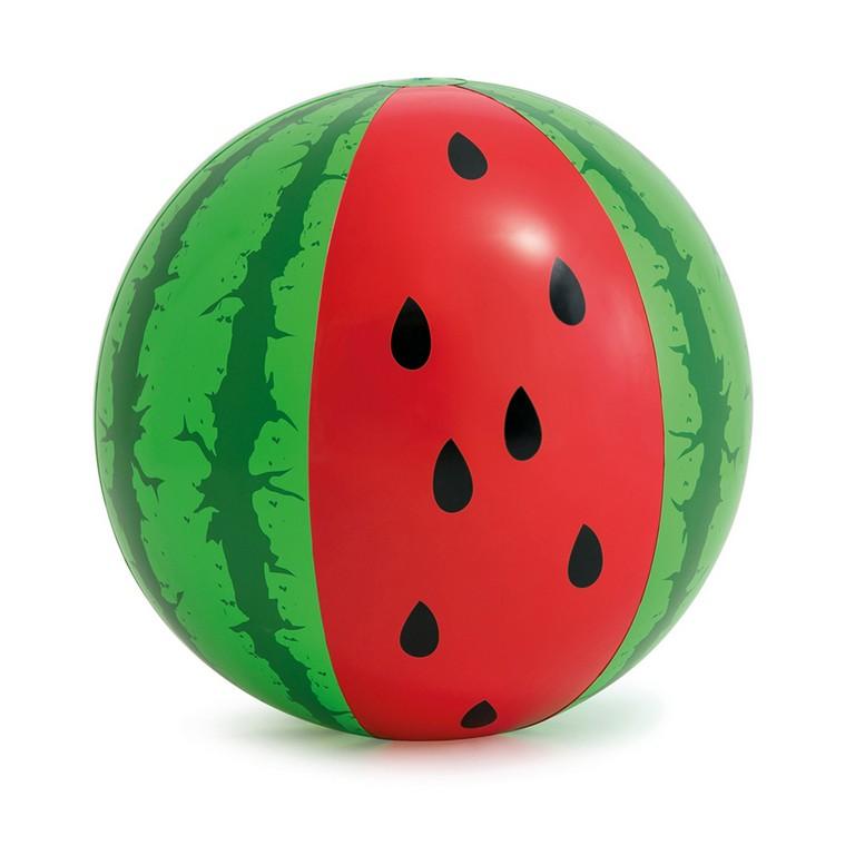 nafukovací míč vodní meloun, 107 cm