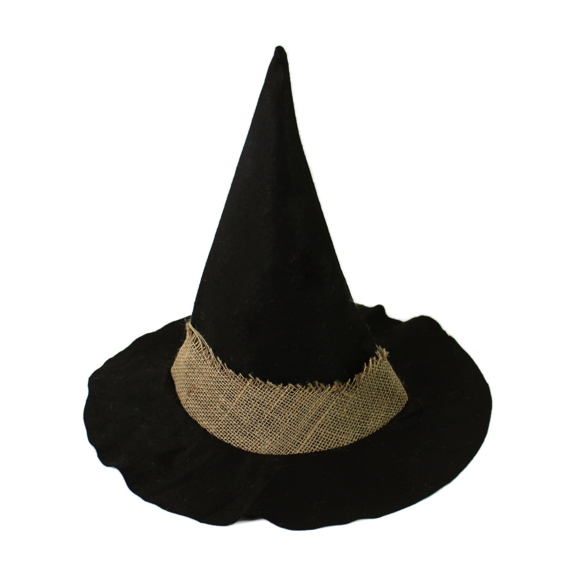klobúk čarodejnícky pre dospelých