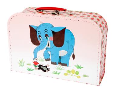 kufor Krtko a slon, stredný