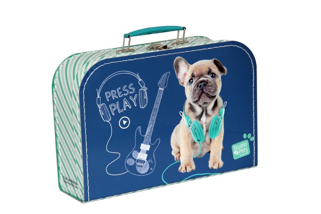 kufor psík, stredný
