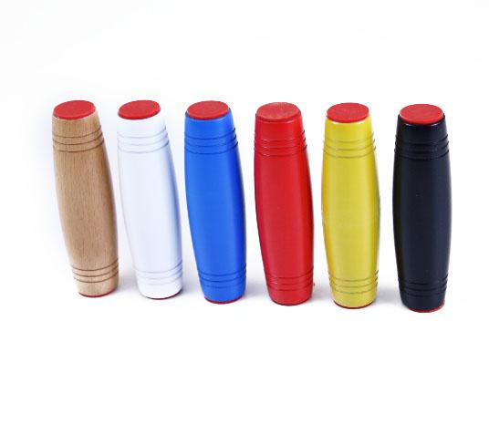 Fidget Stick / Převracečka - drevená antistesová hračka 6 farieb