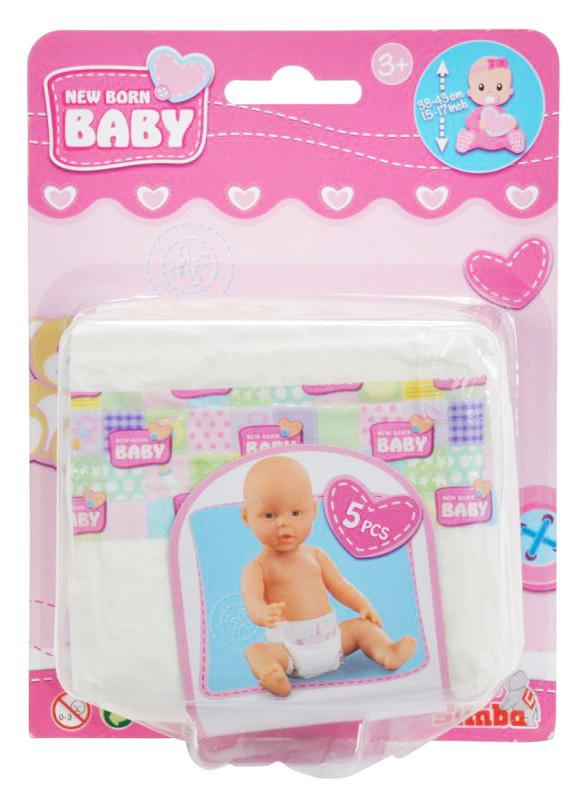 plienky NEW BORN BABY