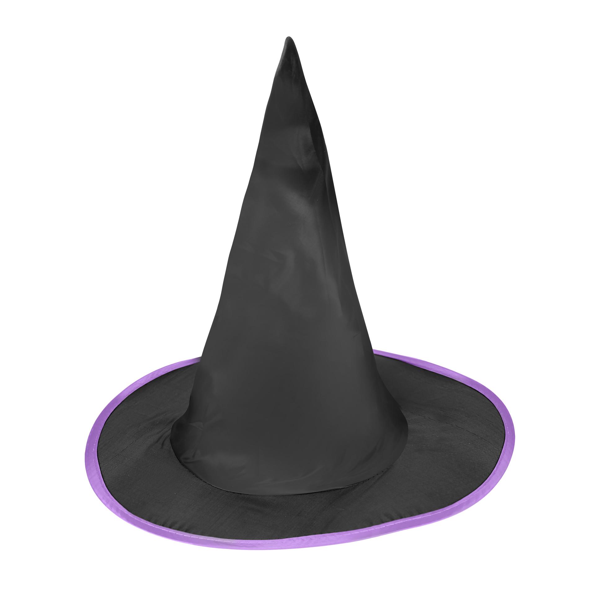 klobúk čarodejnícky detský 2 druhy