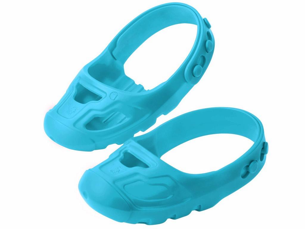 Ochranné návleky na topánky BIG, modré