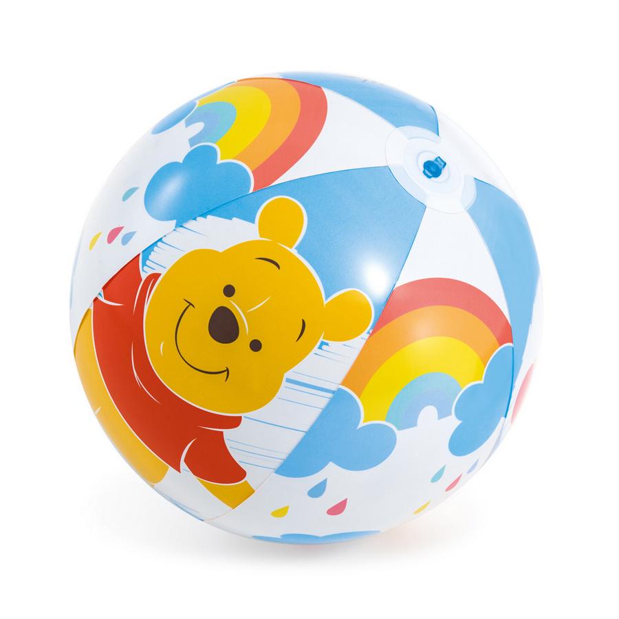 nafukovacia lopta Medvedík Pú 51 cm