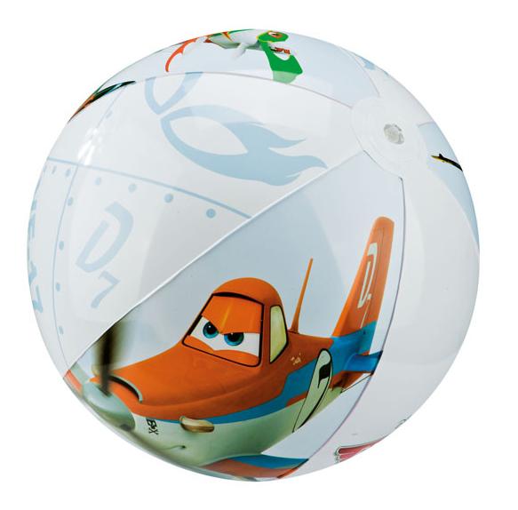 nafukovacia lopta PLANES-Lietadlá, 61 cm