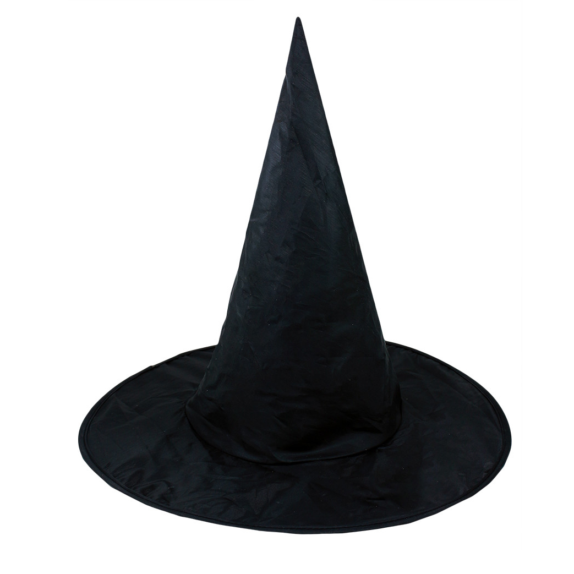 klobúk čierny čarodejnícky pre dospelých
