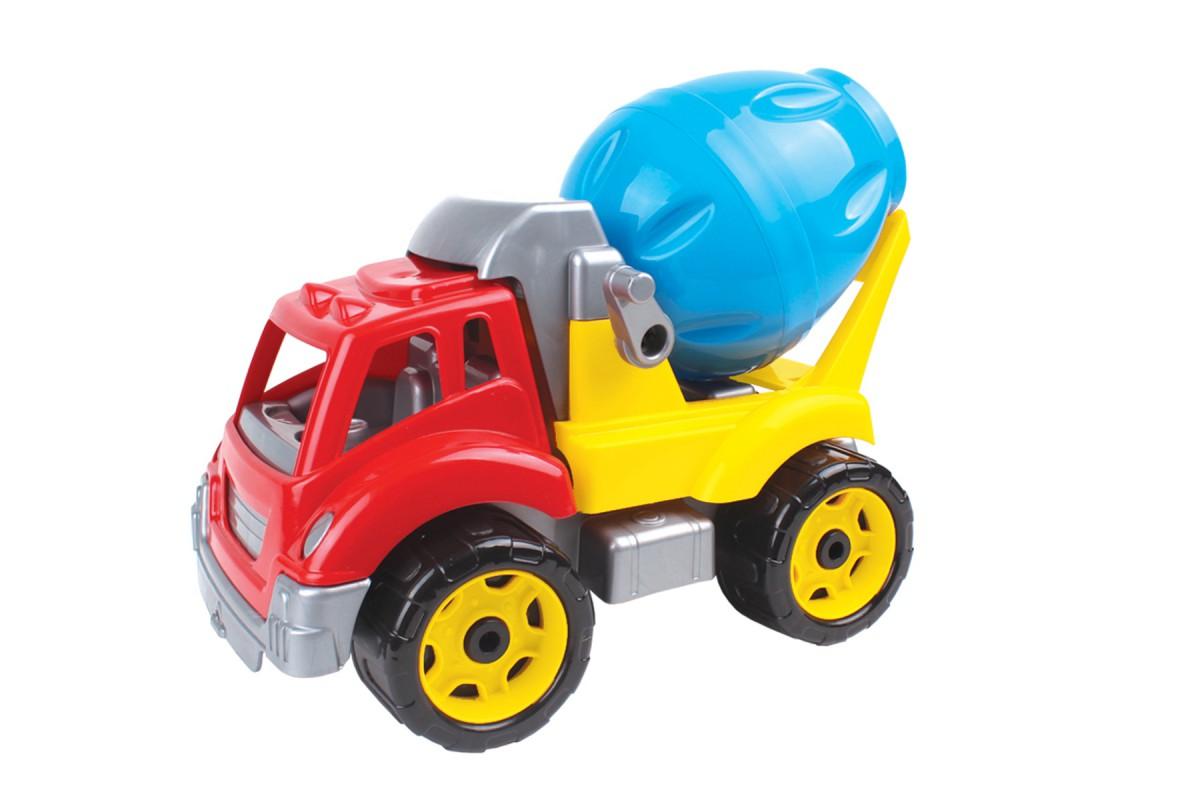 auto plastové domiešavač 31 cm