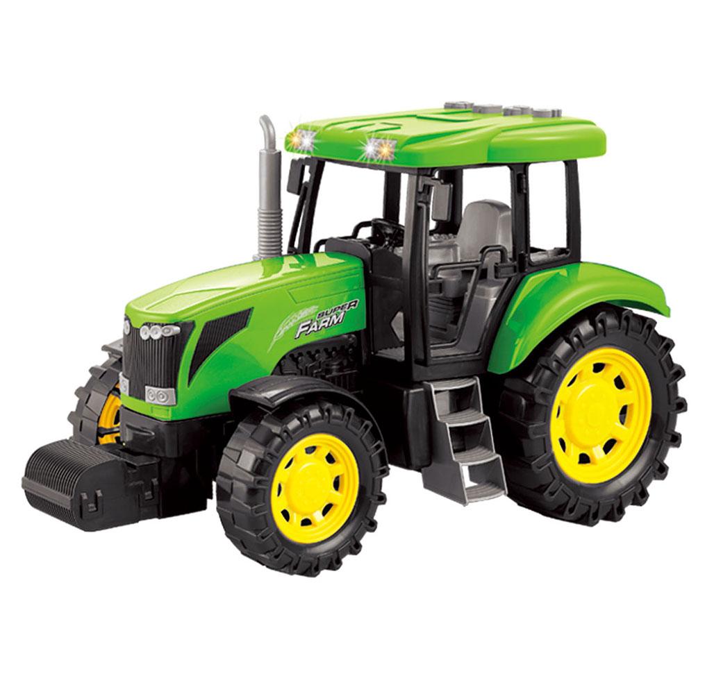 Traktor farmársky so zvukom a svetlom
