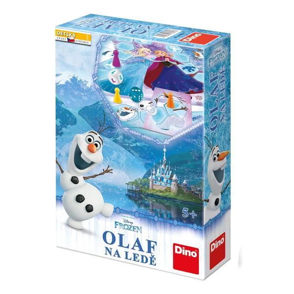 hra OLAF NA ĽADE, FROZEN - Ľadové kráľovstvo