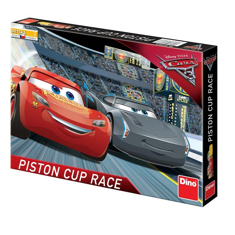 hra Cars 3 - Piston Cup Race