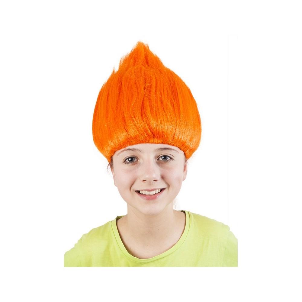 parochňa škriatok, oranžová
