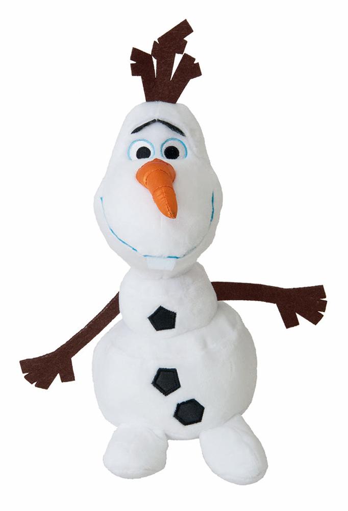 plyšový Olaf FROZEN - Ľadové kráľovstvo, 36 cm