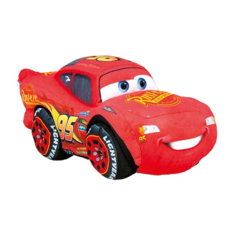 plyšové auto Cars 3 McQueen 25cm