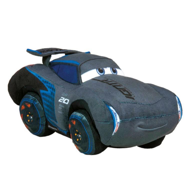 plyšové auto Cars 3 Jackson Storm 25cm