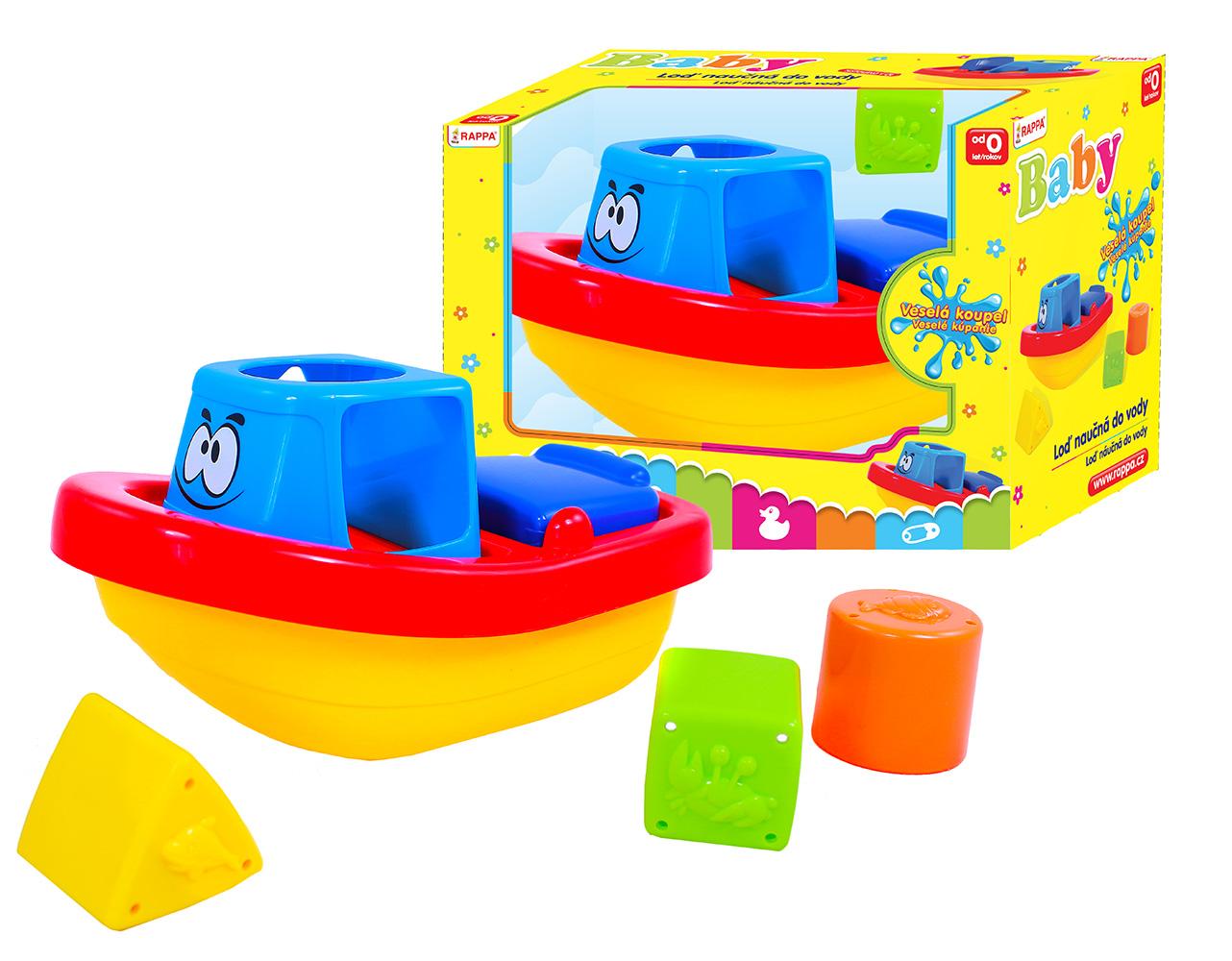 vkladačka čln do vody