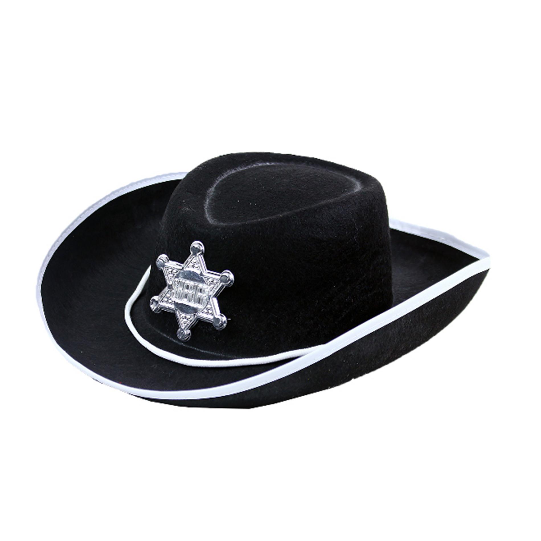 klobúk kovboj, detský