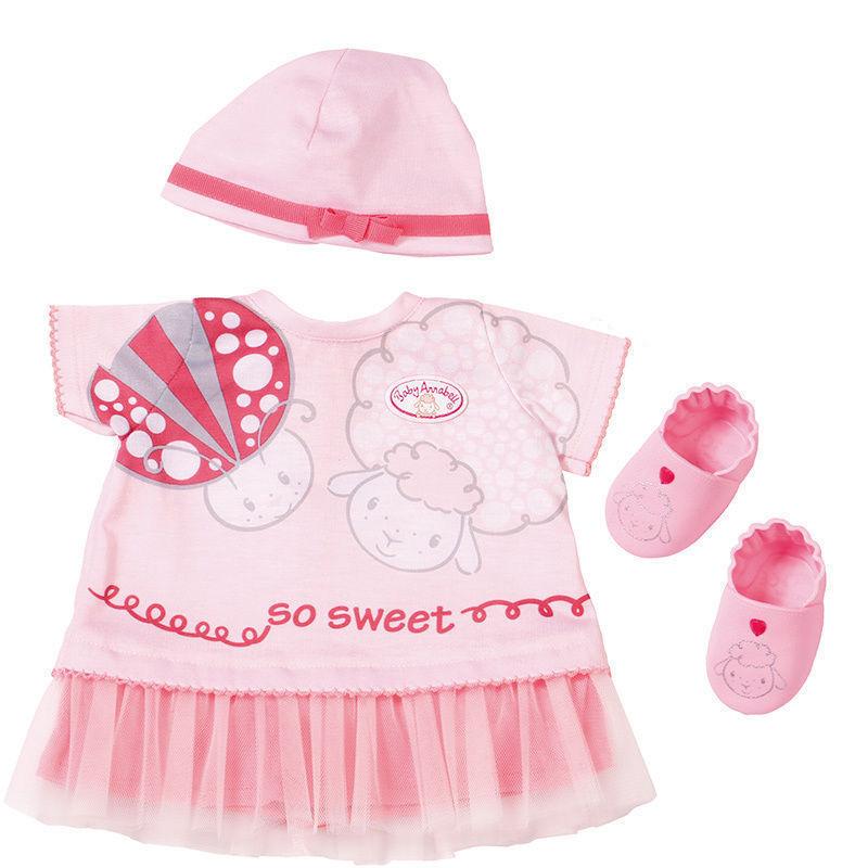 Baby Annabell Deluxe Oblečenie Letný sen pre bábiku