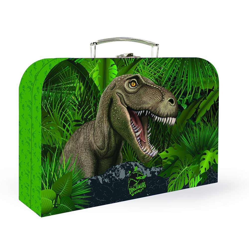 kufor dinosaurus T- REX, veľký