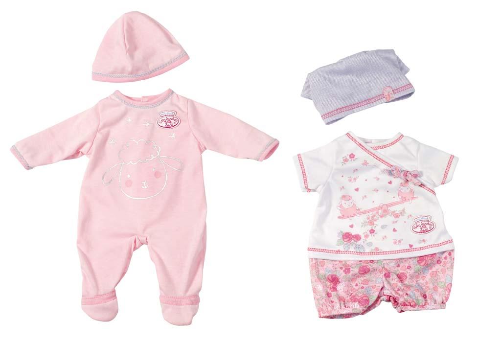 My First Baby Annabell oblečenie na doma, 2 druhy