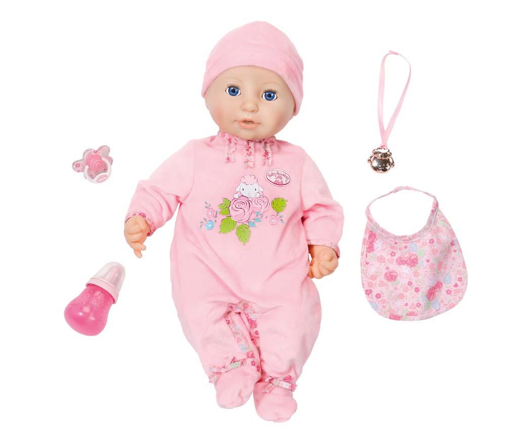 Panenka s příslušenstvím Baby Annabell