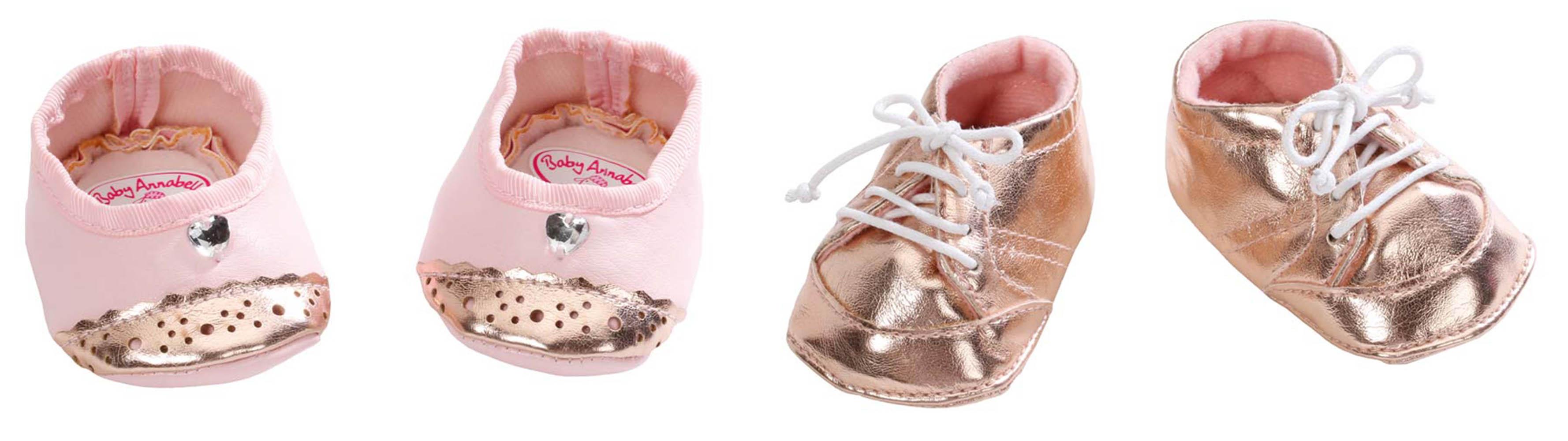 BABY Annabell Topánočky, 2 druhy