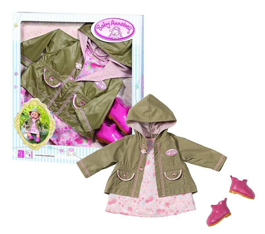 Oblečenie Baby Annabell vychádzková súprava