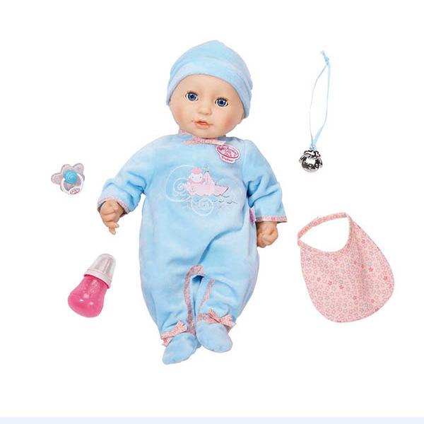 panenka Baby Annabell chlapeček