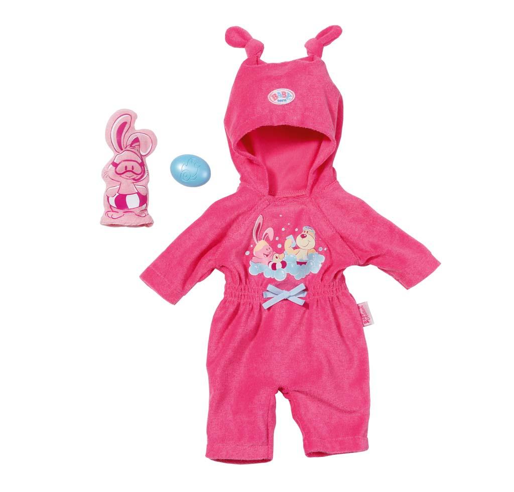 BABY BORN oblečenie súprava na kúpanie