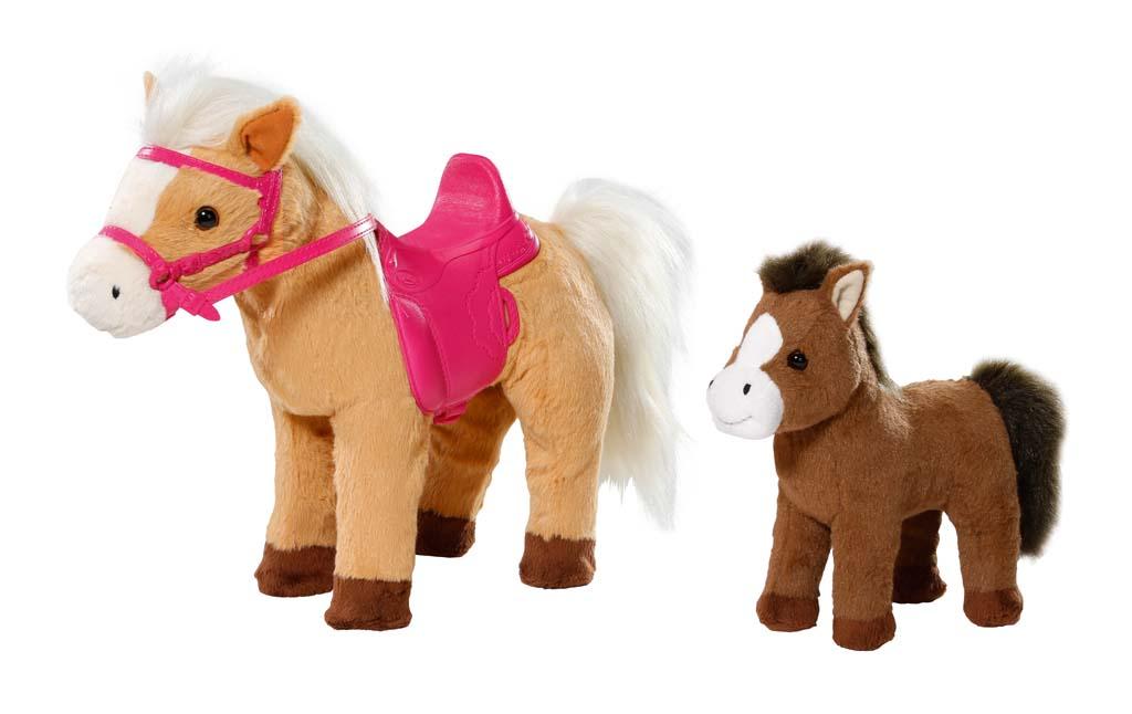 Kôň interaktívny s žriebätkom BABY born