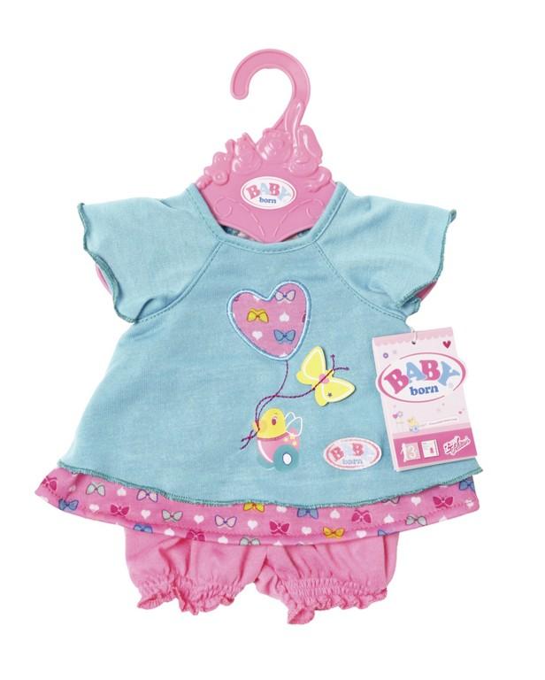 BABY born Šatičky s motýlikom pre bábiku