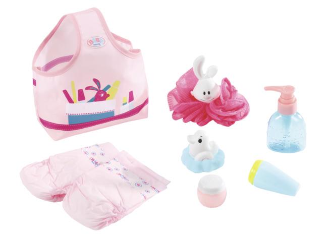 BABY born Doplnky do kúpeľne pre bábiku