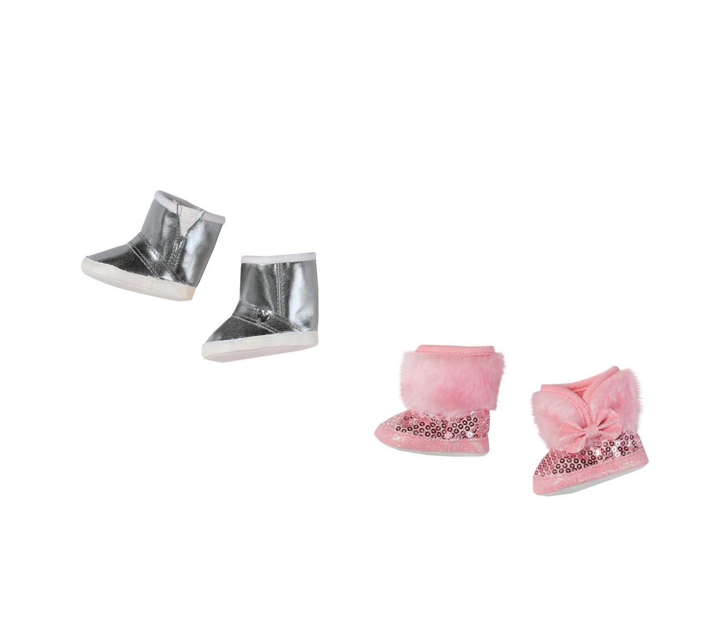topánky zimné BABY born, 2 druhy