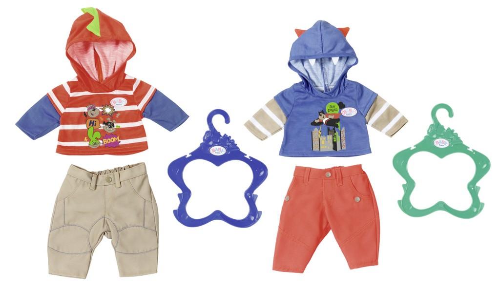 BABY born Oblečení na chlapečka, 2 druhy