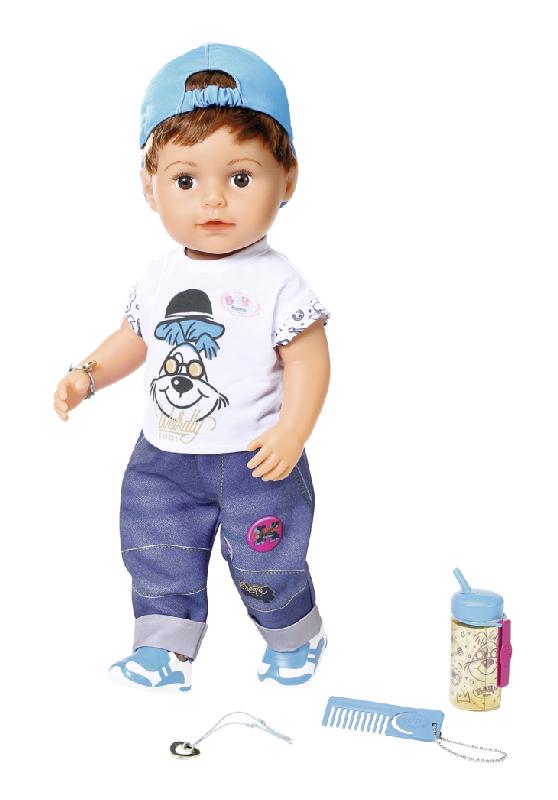 Starší bratříček BABY born Soft Touch 43 cm