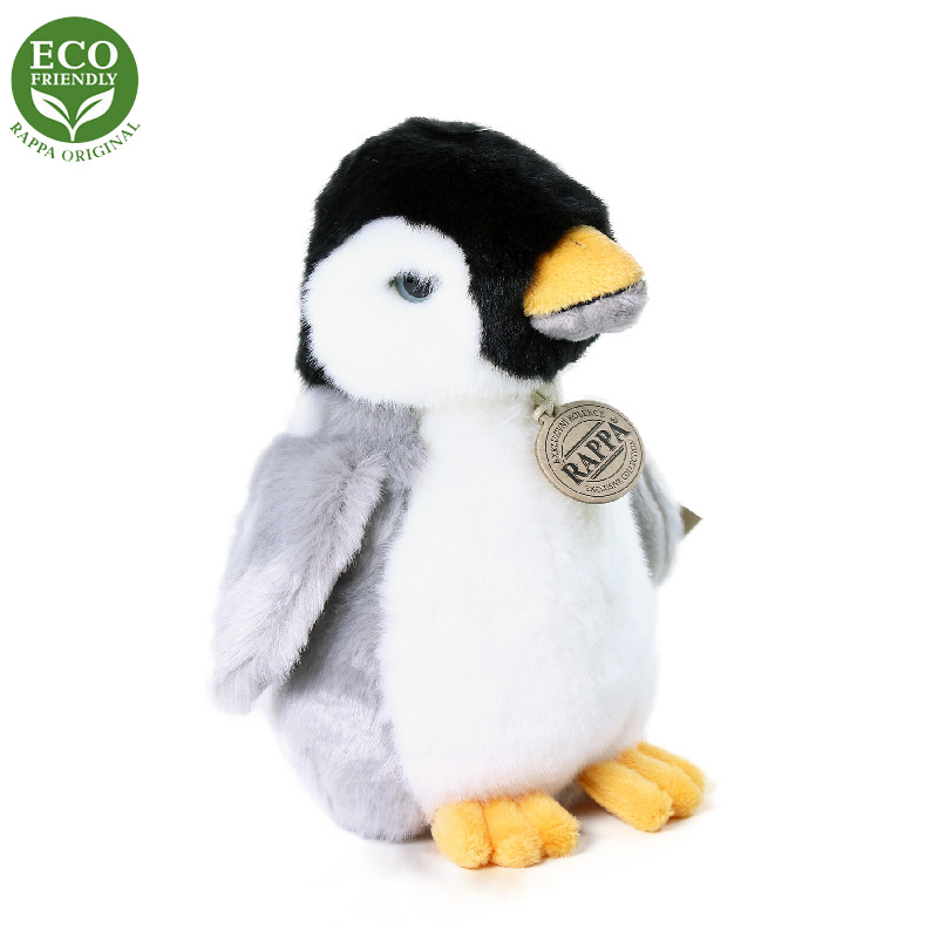 plyšový tučniak stojaci, 20 cm