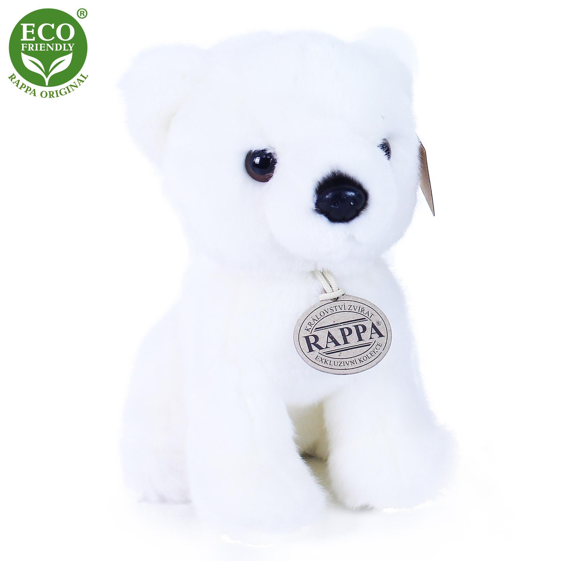 plyšový medveď 2 druhy 18 cm