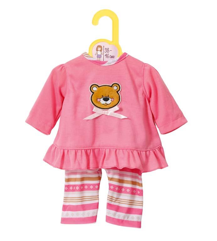 Dolly Moda oblečenie pyžamo, 38-46 cm
