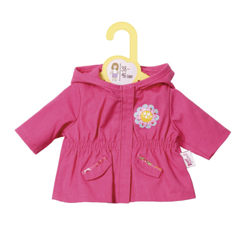 Oblečenie pre bábiku Dolly Moda Bundičky 38-46 cm, 2 druhy