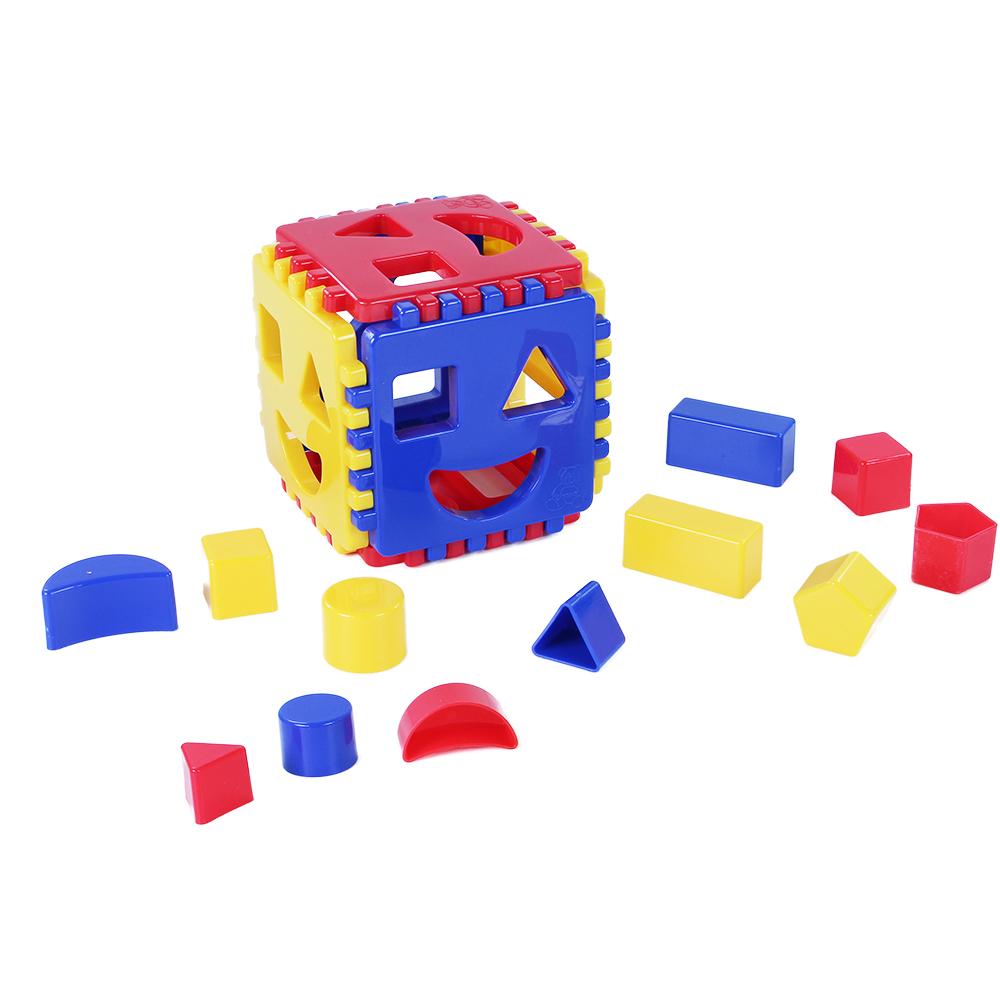 vkladačka kocka pre najmenších