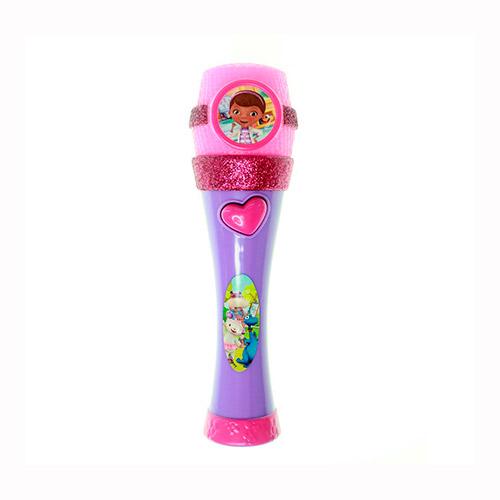 mikrofón s efektmi Doktorka plyšákova
