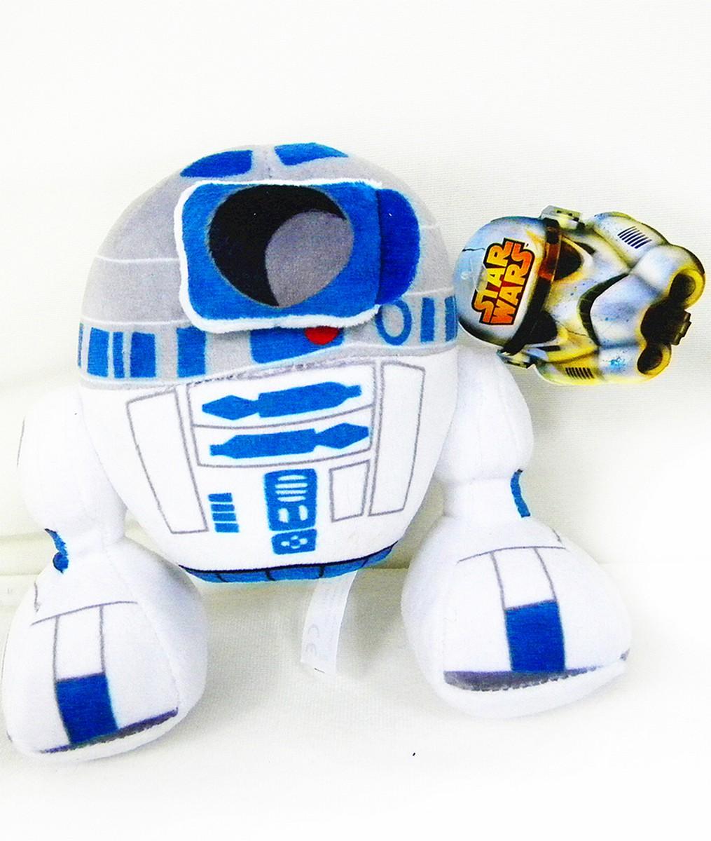 plyšová figúrka STAR WARS R2-D2, 17 cm