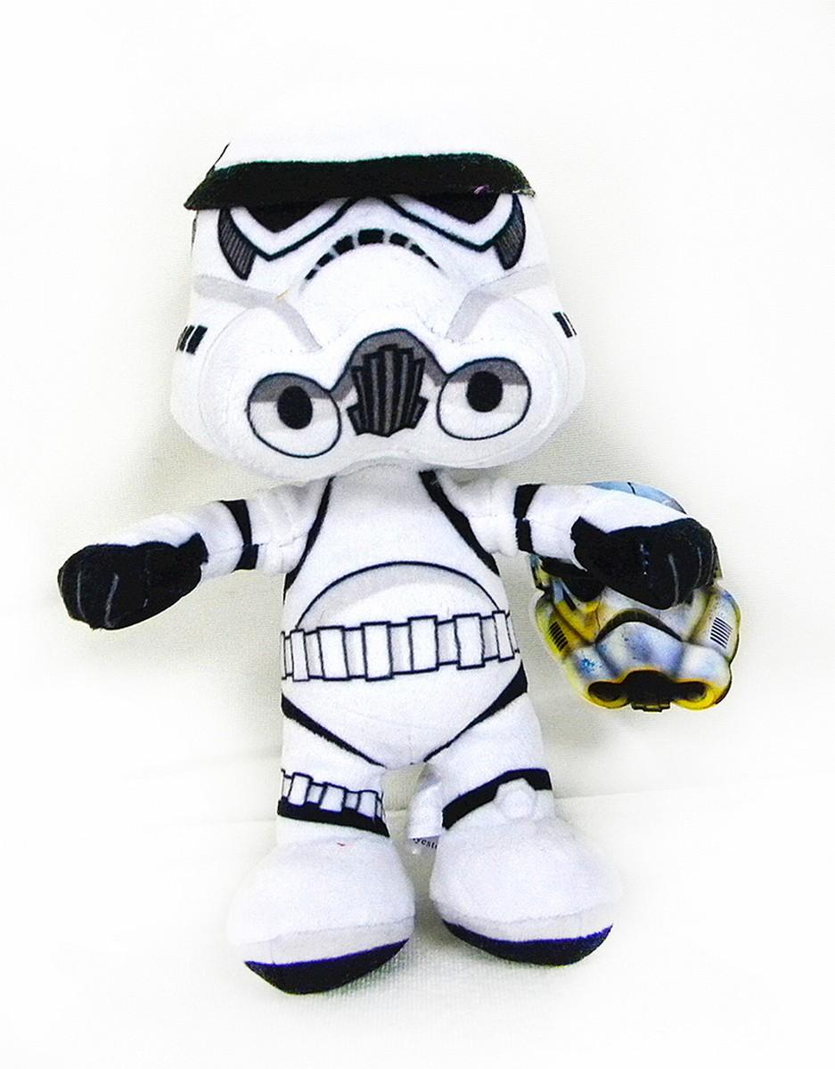 plyšová figúrka STAR WARS Stormtrooper, 17 cm