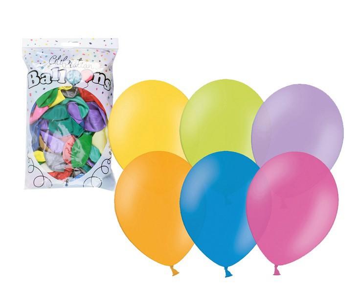 balónek nafukovací 25 cm