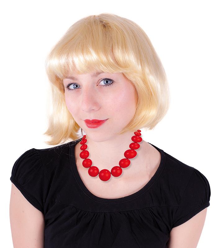 parochňa blond pre dospelých